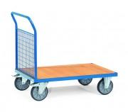 Chariot à dossier fixe 600 Kg - Charge (kg) : 500 - 600 / Norme Européenne EN 1757-3