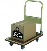 Chariot à dossier rabattable 150 à 300 Kg - Capacité de charge (kg) : 150 - 250 - 300