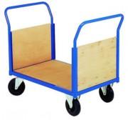 Chariot à dossiers fixes - Capacité de charge : 500 kg
