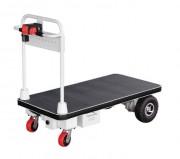 Chariot à moteur électrique - Capacité : 300 Kg / Vitesse de déplacement : 3 à 6 km / h