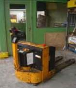 Chariot à moteur élévateur Omg - Energie : électrique