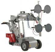 Chariot à palonnier à ventouses - soulève 380 kg - Capacité : 380 kg