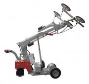 Chariot à palonnier à ventouses - soulève 580 kg - Capacité : 580 kg