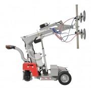 Chariot à palonnier à ventouses - soulève 280 kg - Capacité Levage : 280 kg