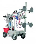 Chariot à palonnier ventouses - soulève 208 kg - Capacité levage : 208 kg