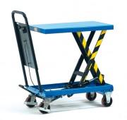 Chariot à plate forme élévatrice hydraulique - Charge  : 250 Kg