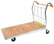 Chariot à plateau emboîtable 200 kg - Charge utile (kg) : 200 kg