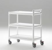 Chariot à plâtre - Nombre d'étagères : 3
