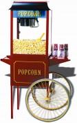 Chariot à popcorn - Dimension (l x p x h ) mm : 940 x 435 x 840
