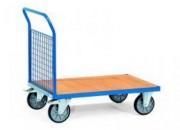 Chariot à ridelle en treillis - Charge (kg) : 500 et 600 kg