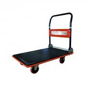 Chariot à timon repliable - Capacité : jusqu'à 300 kg