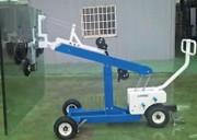 Chariot à ventouse manuel - Capacité de pose : 250 Kg