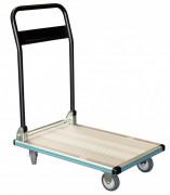 Chariot aluminium rabattable - Charge utile (kg) : 150