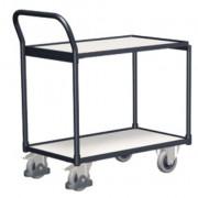 Chariot antistatique à plateaux - Capacité de charge : 250 kg