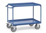 Chariot antistatique tôle - Charge utile (kg) : 300 ou 400