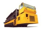 Chariot automoteur pour manutention - Charge utile chariot (T) : 220T