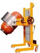 Chariot basculeur de fûts - Capacité (kg) : 500