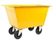 Chariot benne à déchets