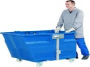 Chariot benne basculante 300 ou 400 Kg - Charge admissible 300 kg ou 400 kg