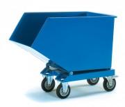 Chariot benne basculante - Charge (kg) : 750 - Norme Européenne EN 1757-3