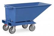 Chariot benne basculante 750 Kg - Charge : 750 Kg