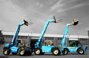 Chariot chantier - Tous types de chantiers