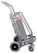 Chariot courses - Capacité de charge : 95 kg