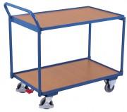 Chariot d'atelier avec plateaux - Capacité de charge : 250 kg