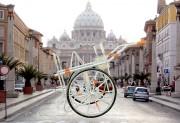 Chariot de balayage traditionnel acier galvanisé - Avec roues en gomme pleine