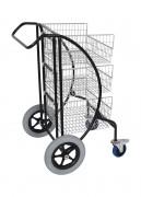 Chariot de bureau ergonomique - Charges utiles : 200 Kg