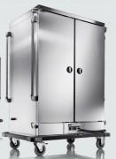 Chariot de cuisine avec chauffage - Affichage par DEL