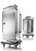 Chariot de cuisine réfrigéré par air pulsé - Dimensions L x l x H (mm) : 840 x 945 x 1920 mm