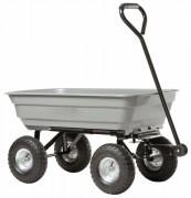 Chariot de jardinage manuel - Charge utile 150 kg