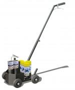 Chariot de traçage de lignes au sol - Largeur de ligne : 40 à 120 mm