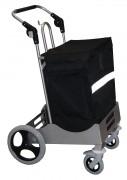 Chariot de livraison - Hors-tout (L x l x h) : 72 x 58 x 102 (cm)