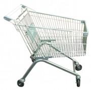 Chariot de magasin 110 kg - Charge maxi supportée (Kg) : 110