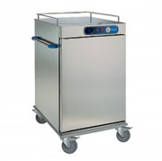 Chariot de maintien en température - Thermostat de régulation 0° à 90° C