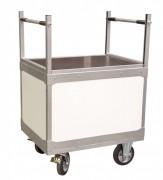 Chariot de manutention à niveau constant - Charge utile (Kg) : 50