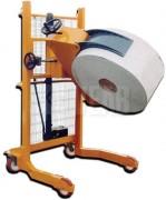 Chariot de manutention pour bobine - Capacité (kg) : 500