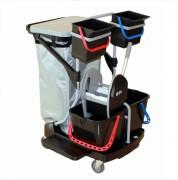 Chariot de nettoyage grandes surfaces - Chariot de lavage préconisé pour les moyennes et grandes surfaces