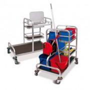Chariot de nettoyage professionnel - Chariot de nettoyage professionnel
