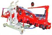 Chariot de préhension pour ligne de montage - Capacité de charge : 6 tonnes
