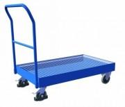 Chariot de rétention à dossier - Capacité de charge (kg) : 250