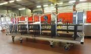 Chariot de stockage mobile pour décors Falcon - Longueur : 5 m -  Fourniture