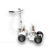 Chariot de traçage de ligne - Largeurs de lignes : de 5 à 12 cm