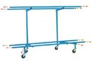 Chariot de transport 300 Kg - Idéal pour le transport de meubles