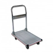 Chariot de transport à timon rabattable - Capacité : 150 kg