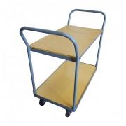 Chariot de transport multi-niveaux - Capacité : 250 kg