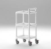Chariot de transport multi-usage - Nombre d'étagères : 3