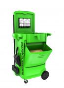 Chariot recycleur d'absorbant - Capacité en (L) : 25 ou 50
